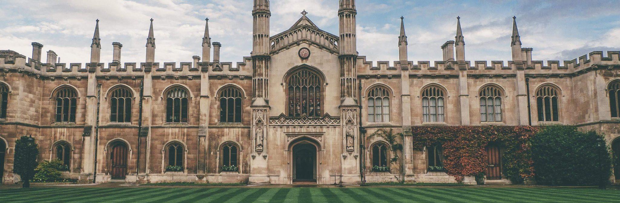 Oxford Test of English diseñado en la Universidad de Cambridge