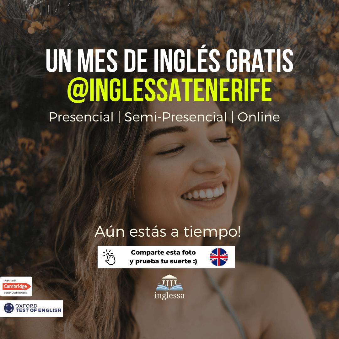 Academia de Inglés Tenerife Sorteo