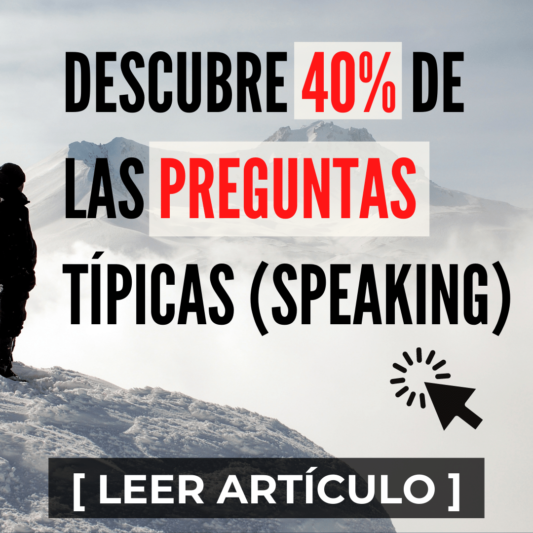 Speaking Part 1 de Oxford Test of English Preguntas Tipicas